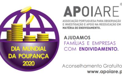 O Dia Mundial da Poupança está a porta.  É tempo de fazer contas e saber o que é o Mapa de Responsabilidades do Banco de Portugal