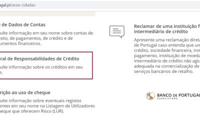 O que é o Mapa de Responsabilidades do Banco de Portugal(MRC) e como obter o mapa em 10 passos.